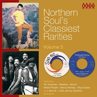 Northern Soul'S Classiest Rarities Vol 5