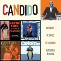 Latin Fire/In Indigo/The Volcanic/Candido Ft Al Cohn