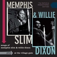 Songs Of Memphis Slim & Willie Dixon/At The Village Gate