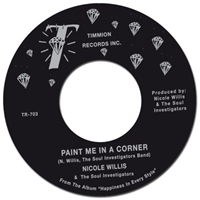 Paint Me In A Corner/Where Are You Now