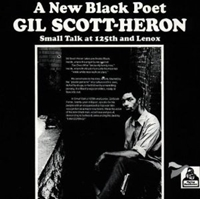 A New Black Poet- Small Talk At 125Th And Lenox