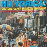 Nu Yorica! Culture Clash In New York City: Expanded