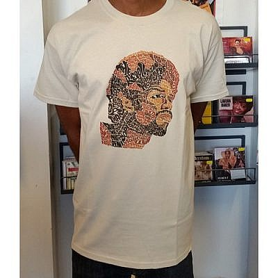Gil Scott-Heron T-Shirt Beige-S