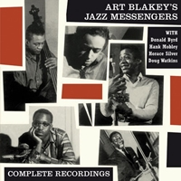Art Blakey'S Jazz Messengers Complete Recordings