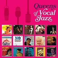 Queens Of Vocal Jazz (15 Original Albums)