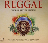 Greatest Ever Reggae - The Definitive Collection