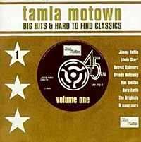 Tamla Motown Big Hits And Hard To Find Classics