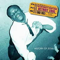 The Motorcity Scrapbook- Detroit Soul 1960-1963 Volume Two