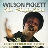 Mr Magic Man - Complete Rca Studio Recordings