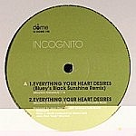 Everything Your Heart Desires (Bluey'S Black Sunshine Mix/Orig)/The World Is Mine