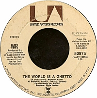The World Is A Ghetto / Four Cornered Room