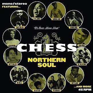 """Chess Northern Soul 7"""" Box Set"""