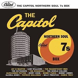 "Capitol Northern Soul 7"" Box Set"