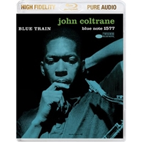 Blue Train (High Fidelity Pure Audio Blu Ray Disc)