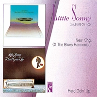 New King Of Blues Harmonica / Hard Goin' Up