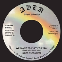 We Want To Play For You/Sweet Tender Lovin
