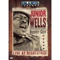 Junior Wells: Live At Nightstage
