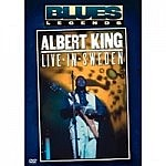 Live In Sweden - Blues Legends