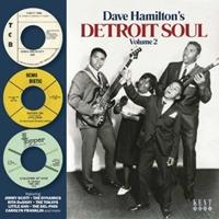 Dave Hamilton'S Detroit Soul Vol 2