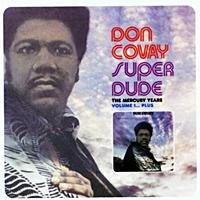 Super Dude - The Mercury Years Volume 1 Plus
