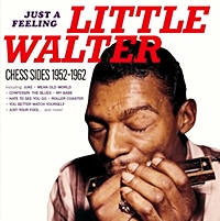 Just A Feeling - Chess Sides 1952-1962 (180Gm)