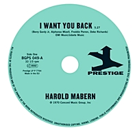 I Want You Back/Sister Janie