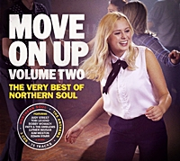 Move On Up Volume Two - The Very Best Of Northern Soul