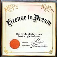 License To Dream (coll 10-03-16)