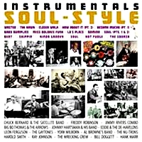 Instrumentals Soul-Style Rsd2016