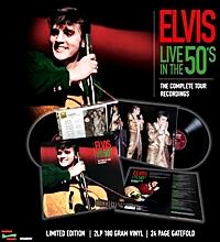 Live In The 50'S - The Complete Tour Recordings (2Lp + 24 Page Gatefold)