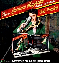 The Complete Louisiana Hayride Archives 1954 – 1956 (2Lp + 24 Page Gatefold)