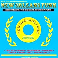 "New Orleans Funk - New Orleans: The Original Sound Of Funk 5 X 7"" Box Set Rsd 2016"