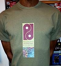 Philadelphia International T-Shirt -Xl