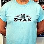 Stax T-Shirt -Blue - M