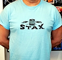 Stax T-Shirt -Blue - Xl