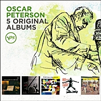 Oscar Peterson - 5 Original Albums