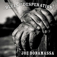 Blues Of Desperation - Limited Edition Silver Edition (64 Page Hardcover Digibook)
