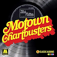 Motown Chartbusters - 5 Classic Albums