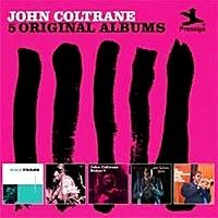 John Coltrane 5 Original Albums
