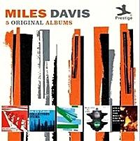 Miles Davis 5 Original Albums