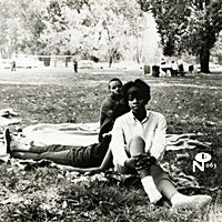 Eccentric Soul Sitting In The Park
