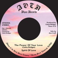 The Power Of Your Love/He'S Alright