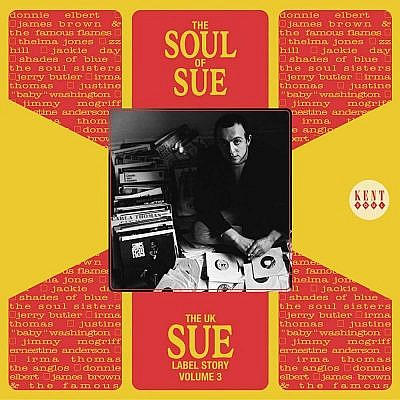 The Sue Label Story Vol 3 The Soul Of Sue