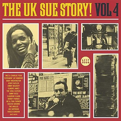 The Sue Label Story Vol 4