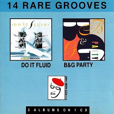 Do It Fluid B& G Party - 14 Rare Grooves