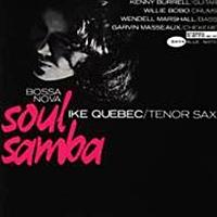 Bossa Nova Soul Samba (180Gm)