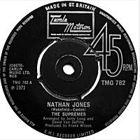 Nathan Jones / Happy (Is A Bumpy Road)