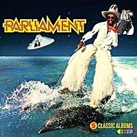 Parliament '5 Classic Albums