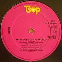 Mysteries Of The World/ Manhattan Skyline (Ten pounds of 12s)