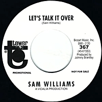 Let]'S Talk It Over/Love Slipped Through My Fingers